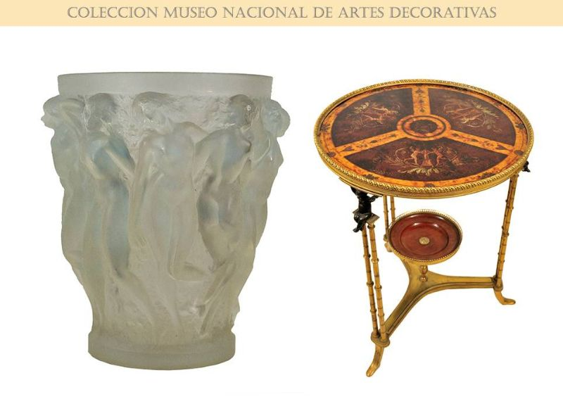 National Museum of Decorative Arts - Havana. European Collection