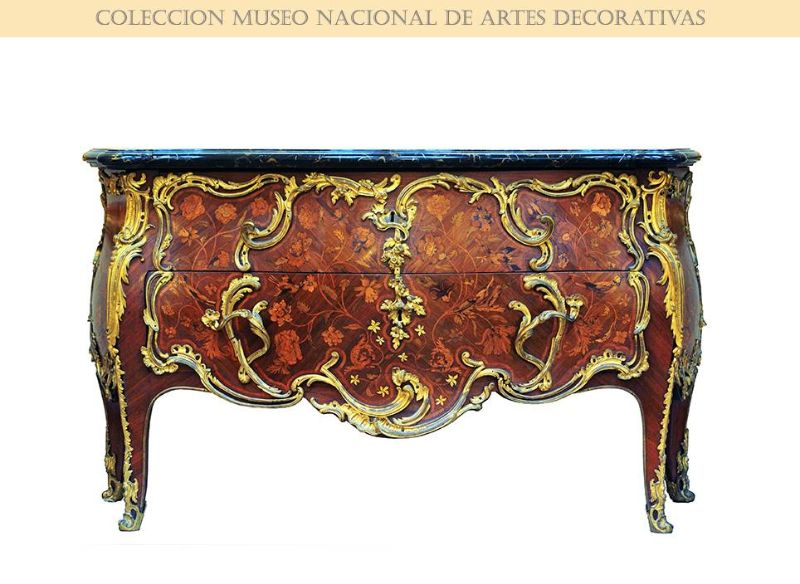 National Museum of Decorative Arts - Havana. French Collection