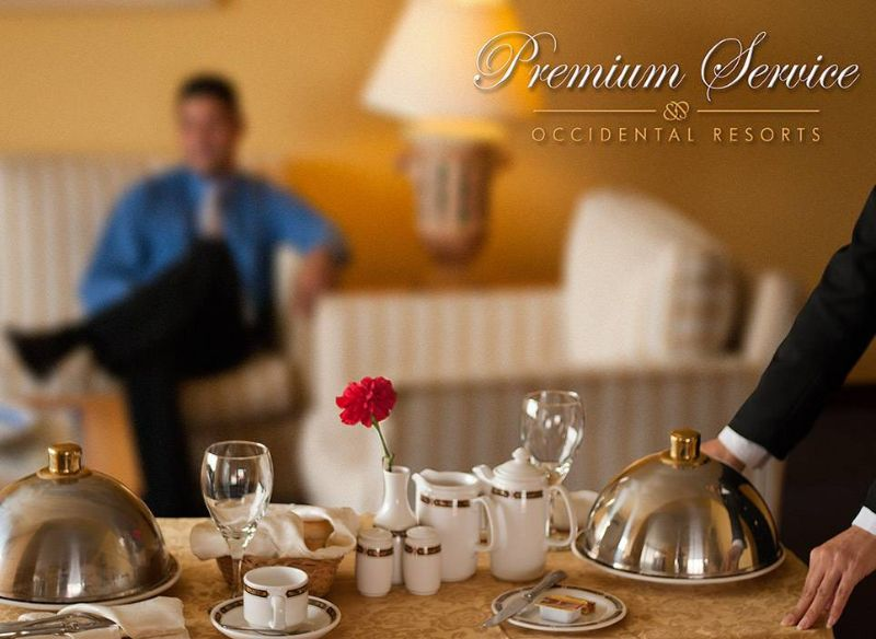 Premium Service Advertising for Occidental Hotels & Resorts